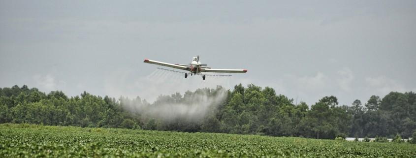 Control de plagas - uso de productos fitosanitarios