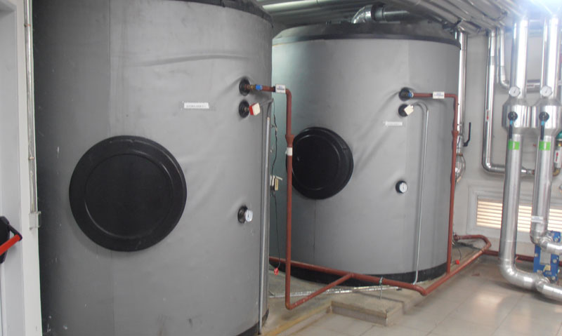 Legionella - agua caliente sanitaria