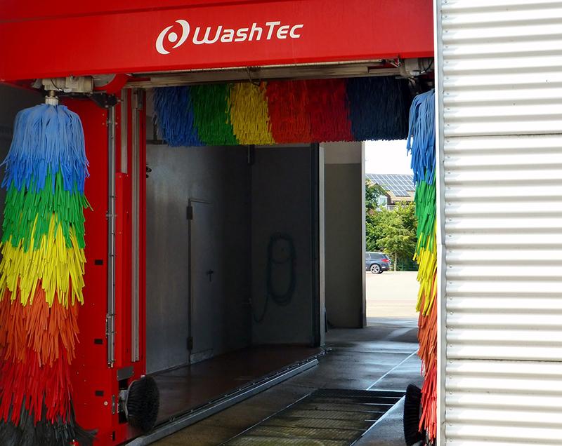 control de la legionelosis - instalaciones lavado de coches