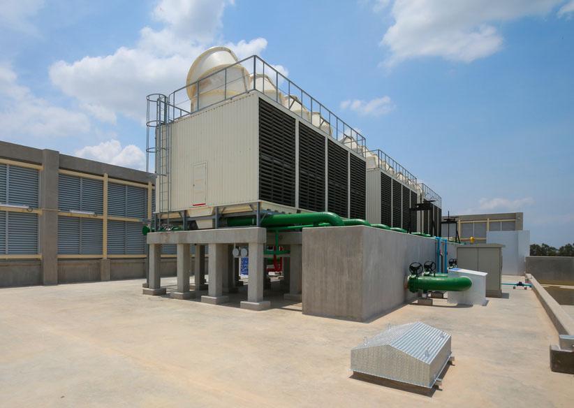 Torres de Refrigeración - Mantenimiento y Prevención de la Legionela - I+D Control de Plagas