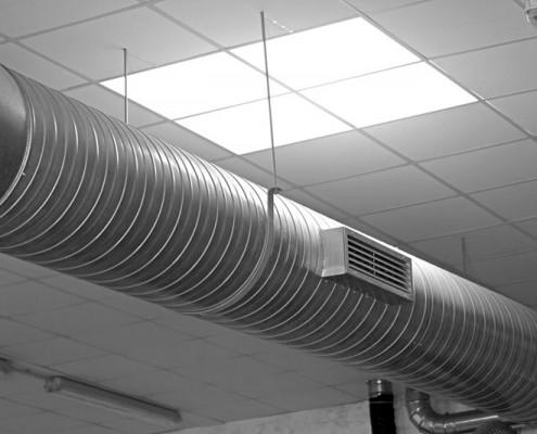 Limpieza de conductos de aire acondicionado - Blog I+D Control de Plagas - Calidad del Aire