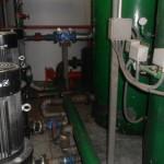 Depósitos de agua: después de la desinfección