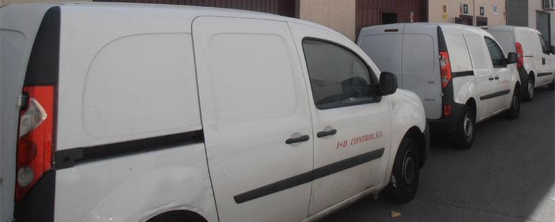 I+D Control de Plagas - Empresas de Control de Plagas Madrid - Control Integrado de Plagas