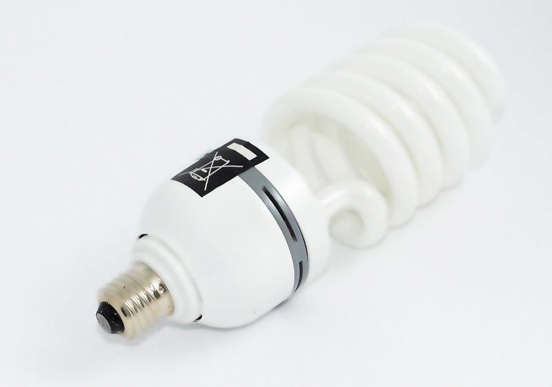 Hogares limpios de plagas - Luz CFL - ID Control de Plagas