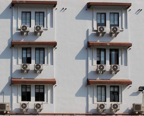 Limpiar el aire acondicionado - ID Control de Plagas Urbanas en Madrid